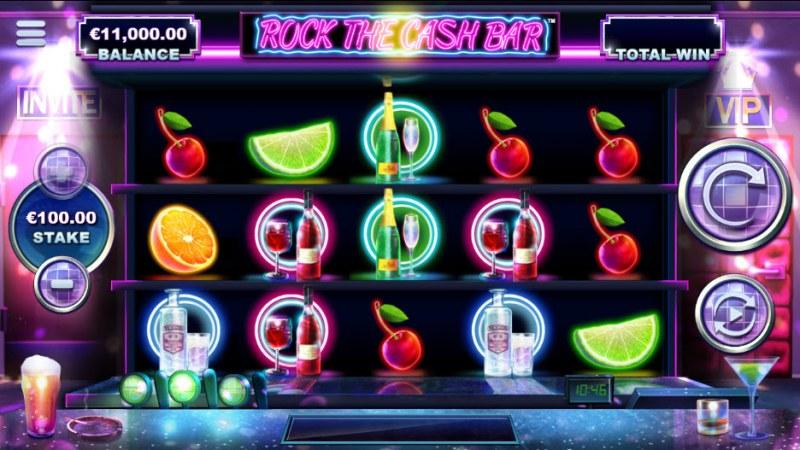 Rock The Cash Bar :: Main Game Board