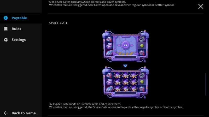 Rocket Star :: Space Gate