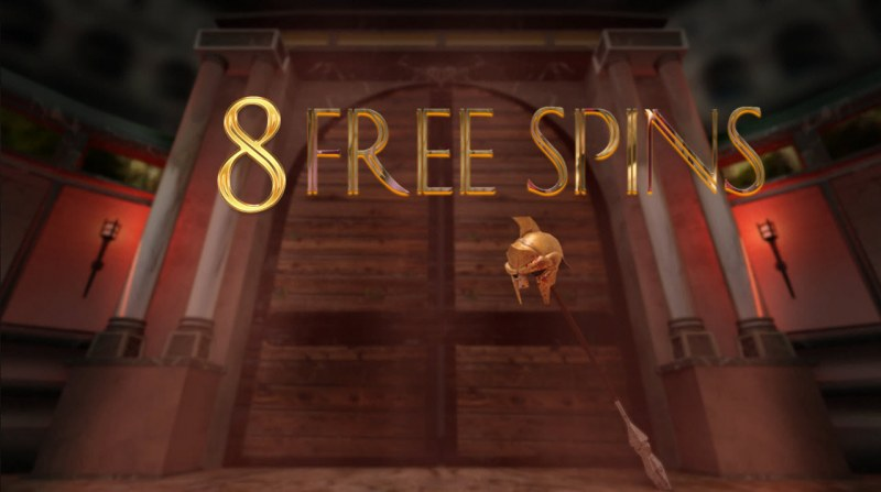 Roman Adventure :: 8 Free Spins Awarded