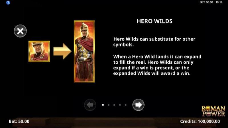 Roman Power :: Hero Wilds
