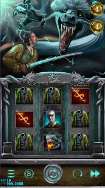 Ronin :: Main Game Board