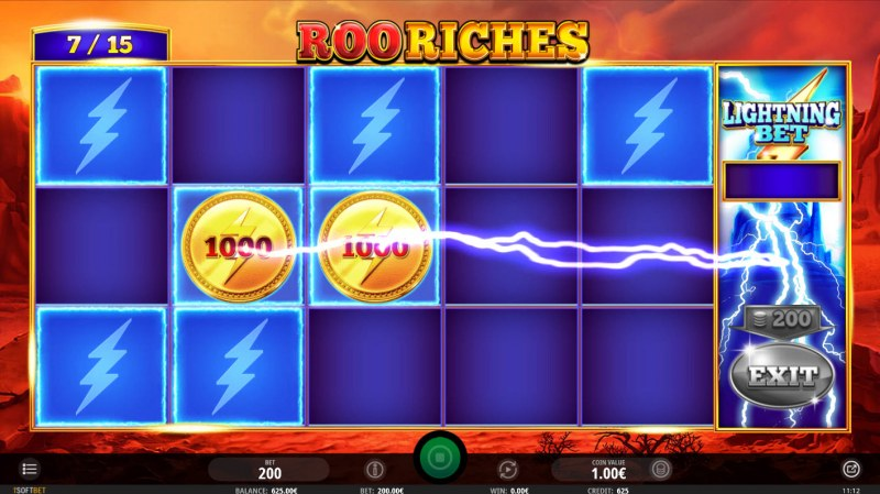 Roo Riches :: Big Win
