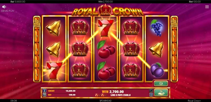 Royal Crown :: Big Win