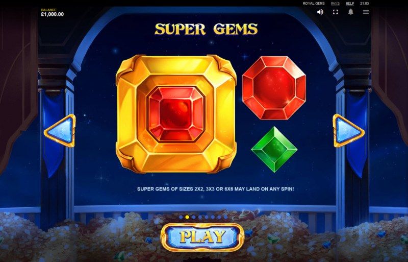 Royal Gems :: Super Gems