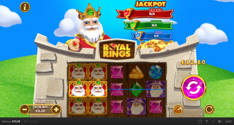 Royal Rings :: Two of a kind