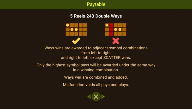 Ruby Hood :: 243 Ways to Win