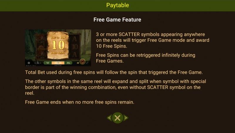 Ruby Hood :: Free Game Rules