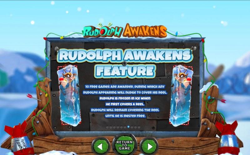 Rudolph Awakens :: Rudolph Awakens Feature