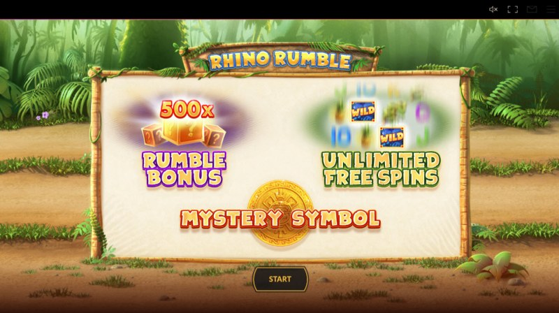 Rumble Rhino :: Introduction