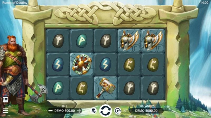 Runes of Destiny :: Main Game Board