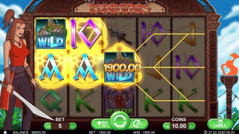 Runewars :: Three of a kind