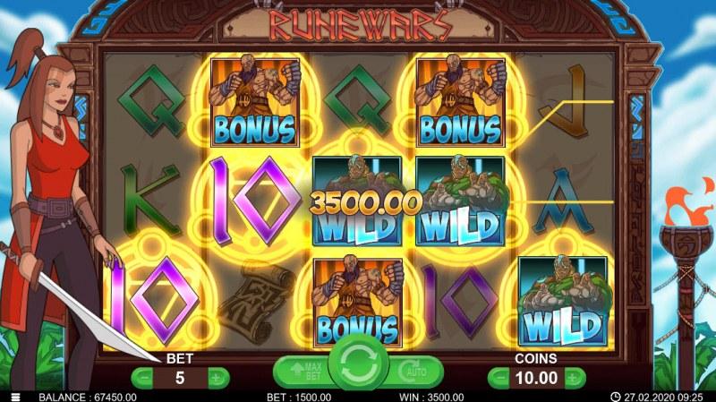 Runewars :: Five of a kind