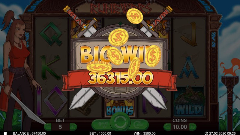 Runewars :: Total bonus payout