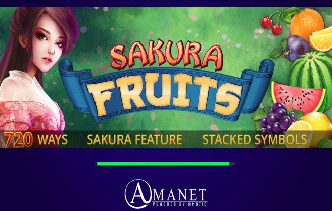 Sakura Fruits :: Introduction