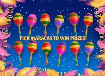 Pick Mariacas to Win Prizes