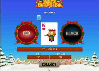 Lota Play featuring the Video Slots Santa Surprise with a maximum payout of $500,000
