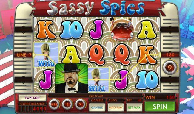 Sassy Spies :: A winning Three of a Kind.