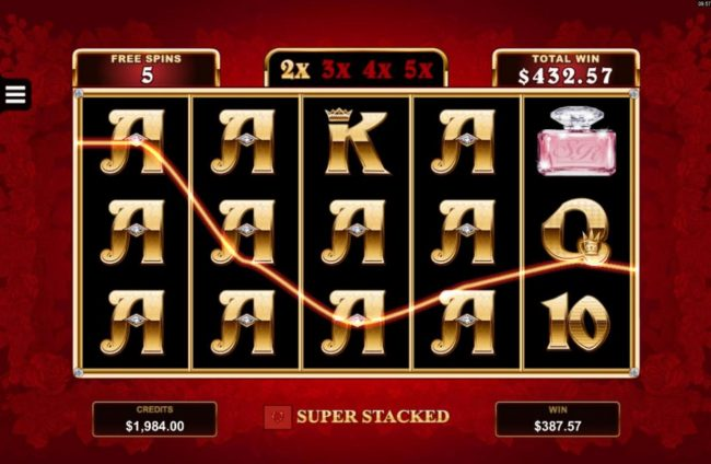 Play slots at House of Jack: House of Jack featuring the Video Slots Secret Romance with a maximum payout of $90,000