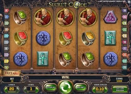 Play slots at Prime Slots: Prime Slots featuring the Video Slots Secret Code with a maximum payout of $10,000
