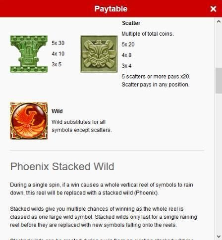 Scatter and Wild Symbols Pays