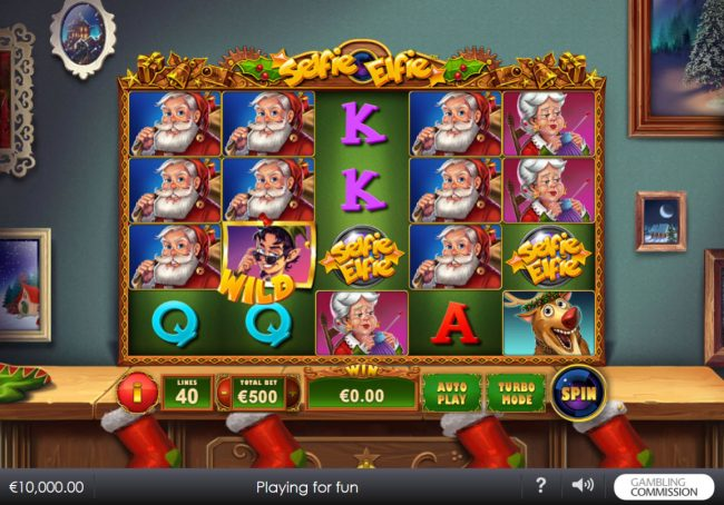 Play slots at Casino Plex: Casino Plex featuring the Video Slots Selfie Elfie with a maximum payout of $200,000