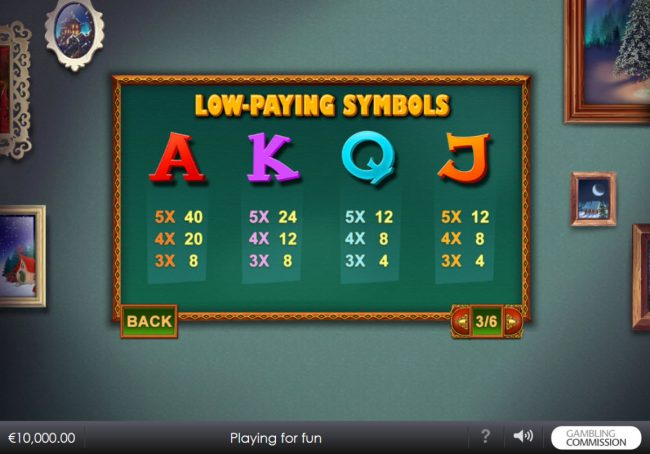 Sky Kings featuring the Video Slots Selfie Elfie with a maximum payout of $200,000