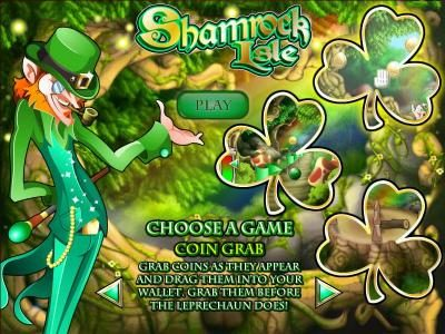 Play slots at CoCoa: CoCoa featuring the Video Slots Shamrock Isle with a maximum payout of $12,500