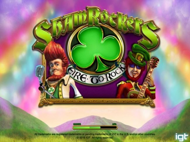 Play slots at Zinger Spins: Zinger Spins featuring the Video Slots Shamrockers Eire To Rock with a maximum payout of $250,000
