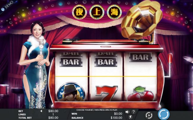 Play slots at Fluffy Spins: Fluffy Spins featuring the Video Slots Shanghai Night with a maximum payout of $40,000