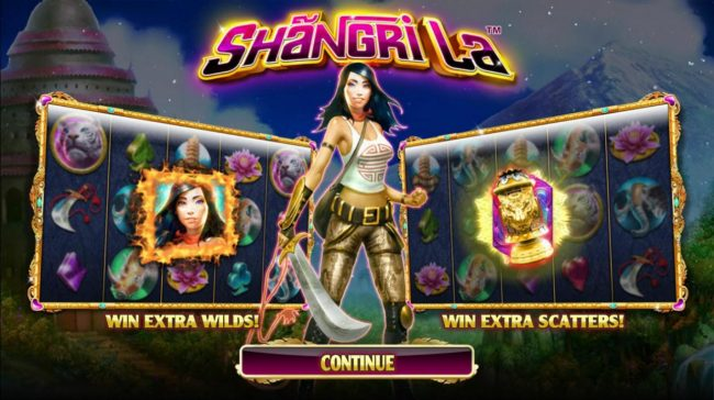 Play slots at Orientxpress: Orientxpress featuring the Video Slots Shangri La with a maximum payout of $30,000