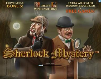 Play slots at Sky Kings: Sky Kings featuring the Video Slots Sherlock Mystery with a maximum payout of $1,000,000