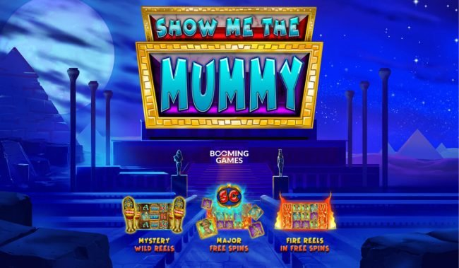 Play slots at Yako Casino: Yako Casino featuring the Video Slots Show Me The Mummy with a maximum payout of $25,000