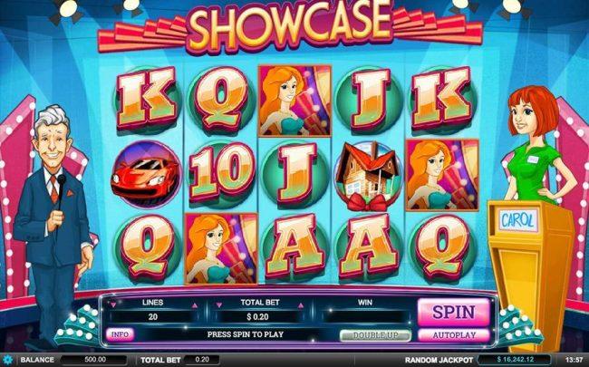 Showcase ::