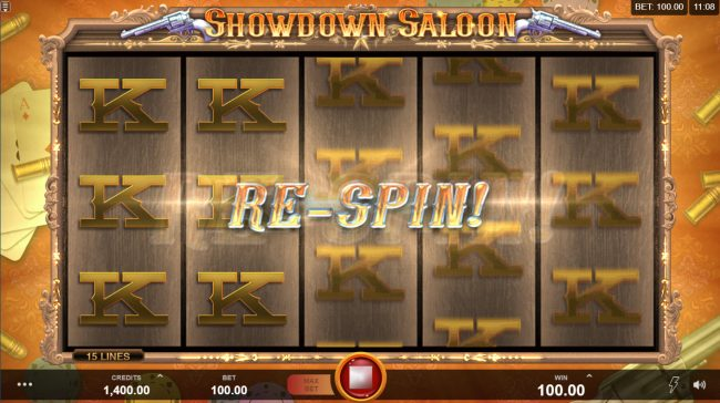 Play slots at Royal Vegas: Royal Vegas featuring the Video Slots Showdown Saloon with a maximum payout of $150,000