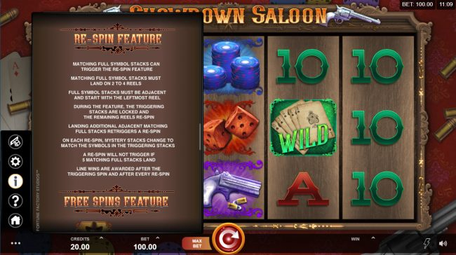 Jetbull featuring the Video Slots Showdown Saloon with a maximum payout of $150,000