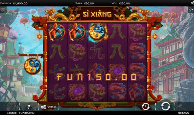 Si Xiang :: A winning three of a kind
