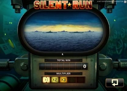 Slot Planet featuring the Video Slots Silent Run with a maximum payout of $5,000