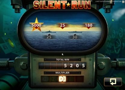 Play slots at Campeon: Campeon featuring the Video Slots Silent Run with a maximum payout of $5,000