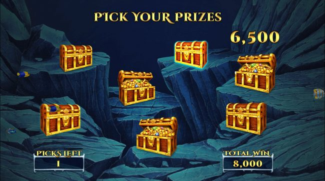 Argo featuring the Video Slots Siren's Treasure with a maximum payout of $100,000