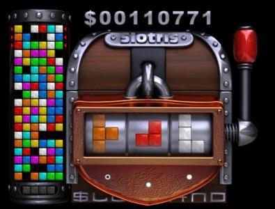 Slotland featuring the Video Slots Slotris with a maximum payout of $4,995