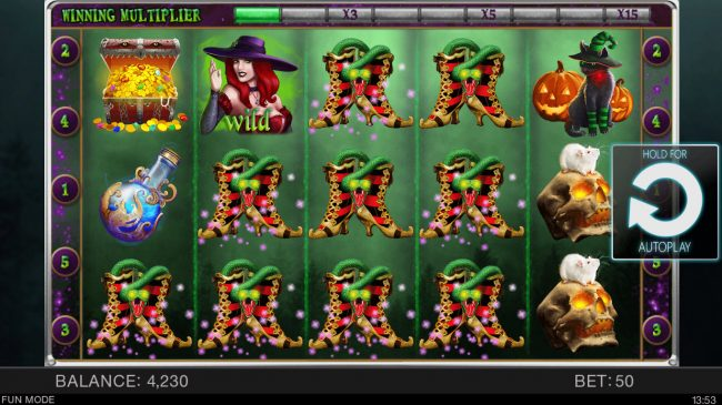 Africa Casino featuring the Video Slots Slots Bound with a maximum payout of $12,000