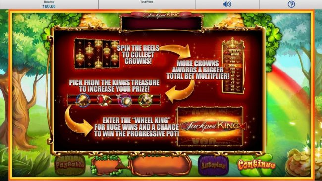 Play slots at Egypt Slots: Egypt Slots featuring the Video Slots Slots O' Gold with a maximum payout of Jackpot