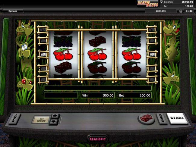 Snakes & Ladders :: Winning Cherries