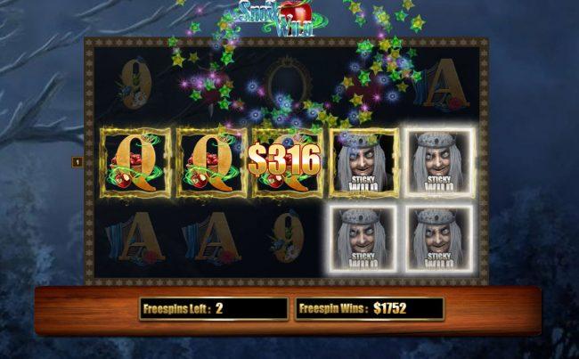 Snow Wild :: A winning five of a kind