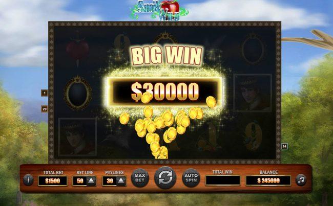 Snow Wild :: Big Win