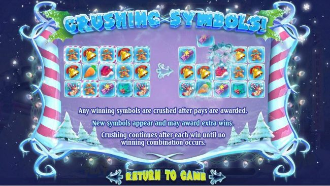 Slots Empire featuring the Video Slots Snowmania with a maximum payout of $250,000