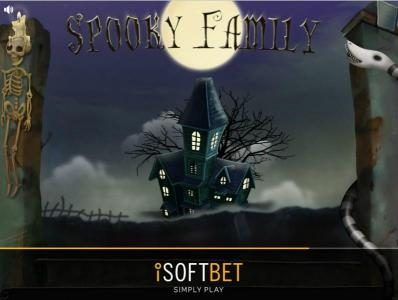Play slots at Slotman: Slotman featuring the Video Slots Spooky Family with a maximum payout of $250.000