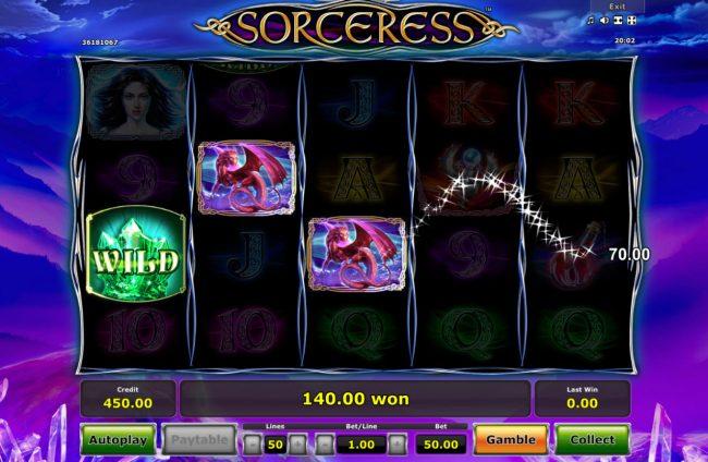 Sorceress :: A winning three of a kind