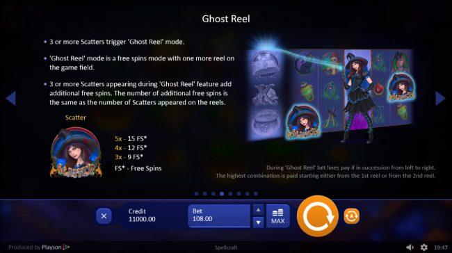 Spell Craft :: Ghost Reel
