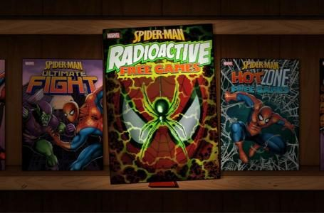 Collection lands on Radioactive Free Games.